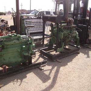 John Deere Well Engines, $2,500 & Up